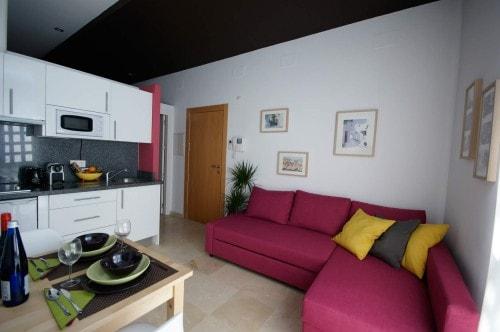 Apartamento en Málaga Centro - Loft Minimal