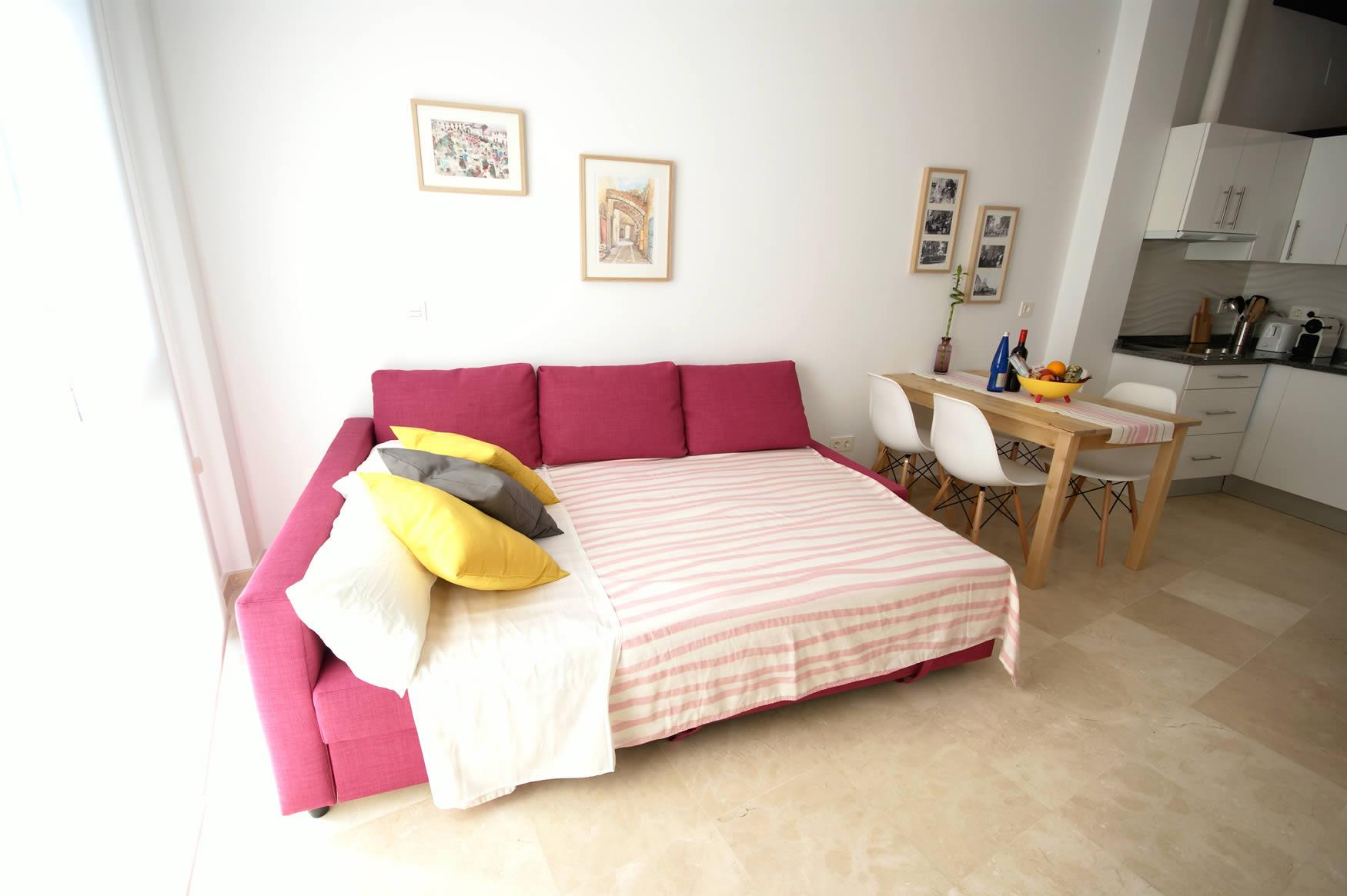Apartamento en m laga centro loft design - Apartamento en malaga centro ...